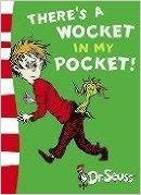 There's a Wocket in My Pocket: Blue Back Book