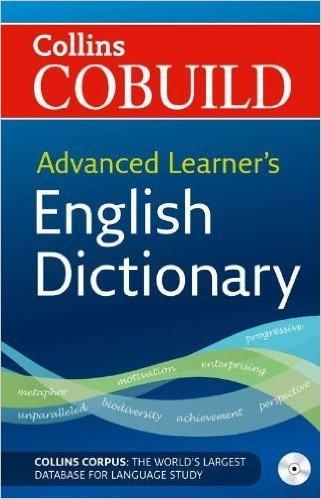 Collins Cobuild – Advanced Learner's English Dictionary