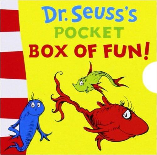 Dr. Seuss's Pocket Box of Fun! (Dr Seuss)