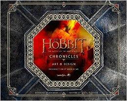 Chronicles: Art & Design (The Hobbit: The Battle of the Five Armies)