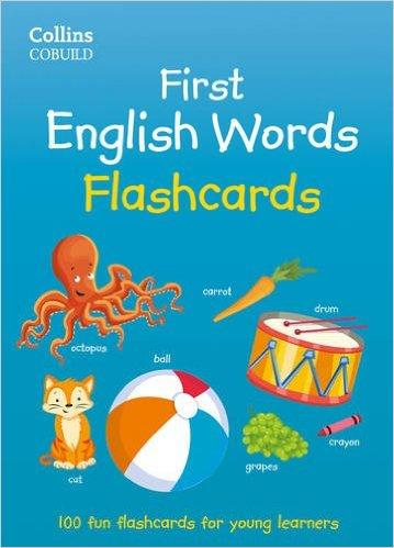 First English Words Flashcards (Collins First)