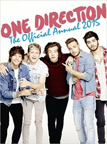 One Direction: The Official Annual 2015