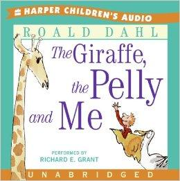 The Giraffe, The Pelly and Me CD