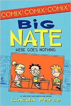 Big Nate: Here Goes Nothing (Harper US)