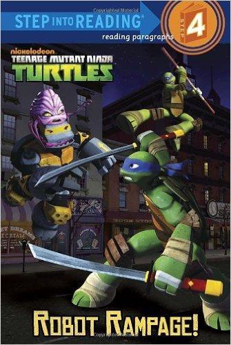 Robot Rampage! (Teenage Mutant Ninja Turtles)