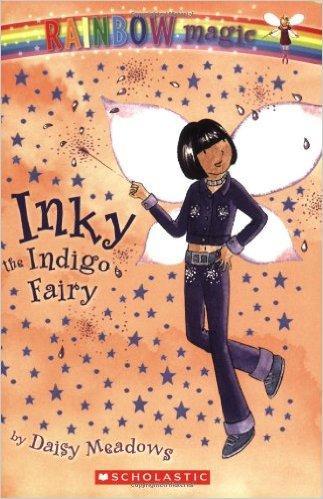 Inky: The Indigo Fairy (Rainbow Magic: The Rainbow Fairies, No. 6)