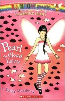 Pearl: The Cloud Fairy (Rainbow Magic: The Weather Fairies, No. 3)