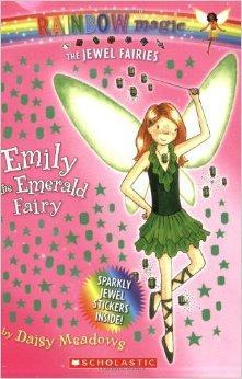 Emily: The Emerald Fairy (Rainbow Magic: The Jewel Fairies, No. 3)
