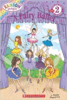 A Fairy Ballet: Rainbow Magic