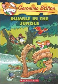 Rumble in the Jungle (Geronimo Stilton, No. 53)