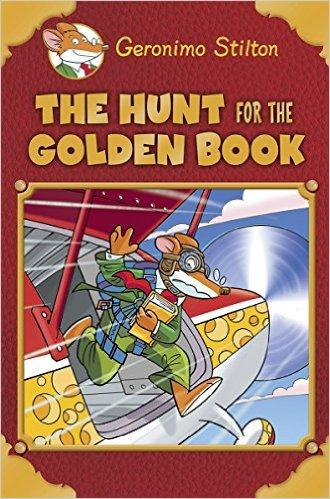 The Hunt for the Golden Book: Plus a Bonus Mini Mystery and Cheesy Jokes!