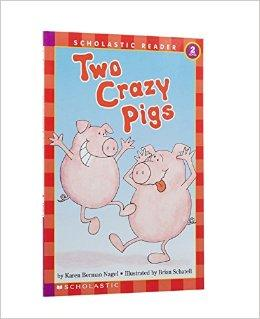 Two Crazy Pigs (level 2)