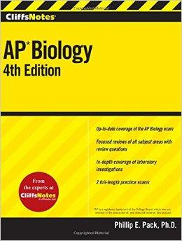 CliffsNotes AP Biology, Fourth Edition