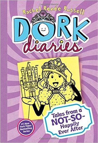 女孩版小屁孩日记:怪咖少女事件簿8 Dork Diaries 8
