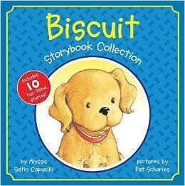 英文原版 Biscuit Storybook Collection 小饼干系列 10个故事合集 儿童绘本 (I Can Read 汪培珽书单)