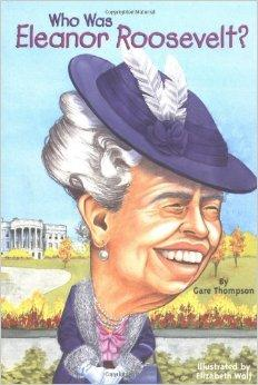 Who Was Eleanor Roosevelt?安娜·埃莉诺·罗斯福ISBN9780448435091
