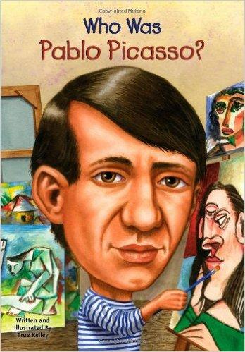 Who Was Pablo Picasso?毕加索ISBN9780448449876