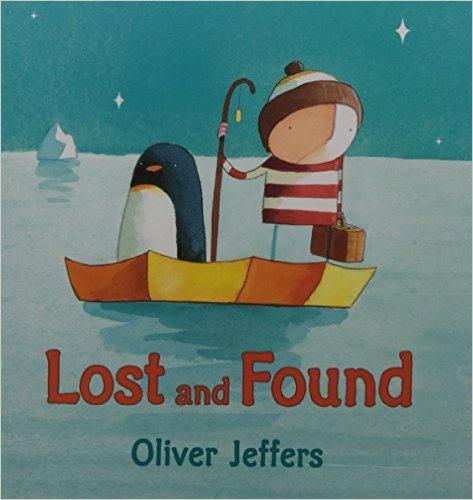 Lost and Found智慧小孩: 《失而复得》(精装)ISBN9780399245039