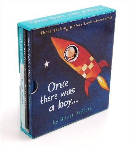 Once There Was a Boy… Box Set智慧小孩(三册精装套装)ISBN9780399171093