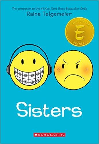 Sisters 姐妹 ISBN9780545540605
