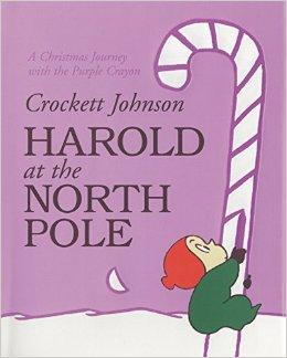 Harold at the North Pole阿罗在北极ISBN9780062428622