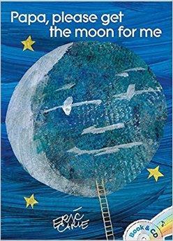 Papa, Please Get the Moon for Me爸爸,我要月亮(书+CD)ISBN9781481416450