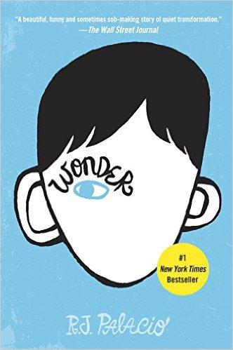 Wonder 《奇迹》(平装)ISBN9780553509977