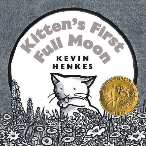 Kitten's First Full Moon [Board Book]小猫咪追月亮[卡板书]ISBN9780062417107