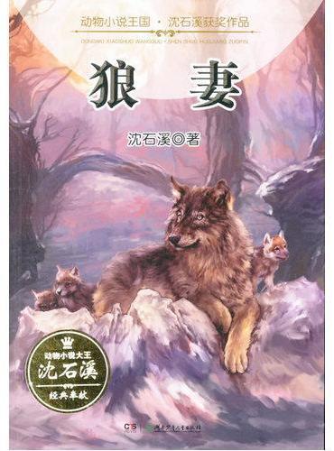 动物小说王国·沈石溪获奖作品·狼妻