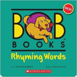 Bob Books:Rhyming Words