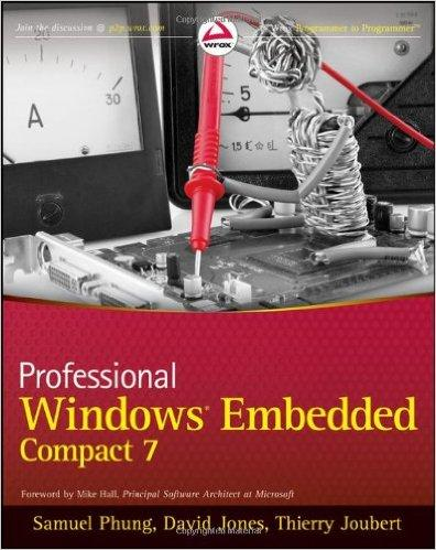 Professional Windows Embedded Compact 7 9781118050460