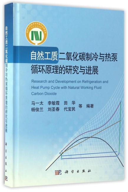 自然工质二氧化碳制冷与热泵循环原理的研究与进展