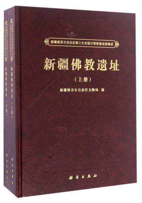 新疆佛教遗址(上下册)