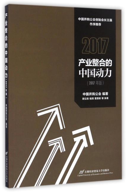 产业整合的中国动力(2017年版)