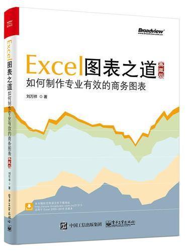 """Excel图表之道——如何制作专业有效的商务图表(典藏版)"""