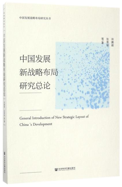 中国发展新战略布局研究总论