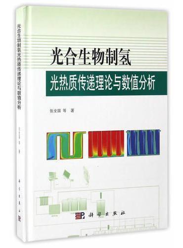 光合生物制氢光热质传递理论与数值分析