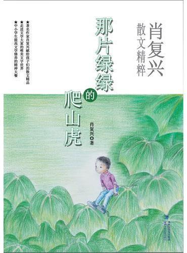 那片绿绿的爬山虎(肖复兴散文精粹,中小学生提高文学修养的精神大餐)