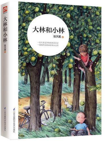 大林和小林:一位儿童文学界的童话奇才,一部现代长篇童话开山之作!