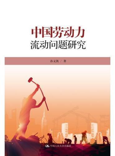 中国劳动力流动问题研究