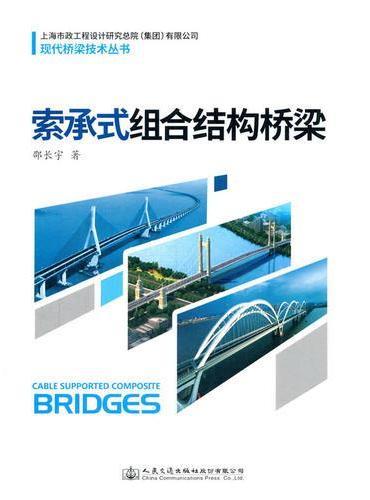 索承式组合结构桥梁