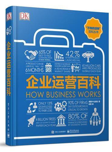 企业运营百科(全彩)
