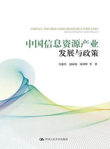 中国信息资源产业发展与政策