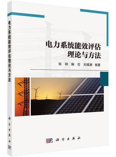 电力系统能效评估理论与方法