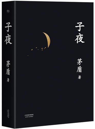 子夜(中学生必读书目,文学大家茅盾代表作 全景描述1930年代上海滩风云变幻,被誉为中国版《追忆似水年华》瑞典环保轻型纸,无漂白残留,78度白不伤眼)
