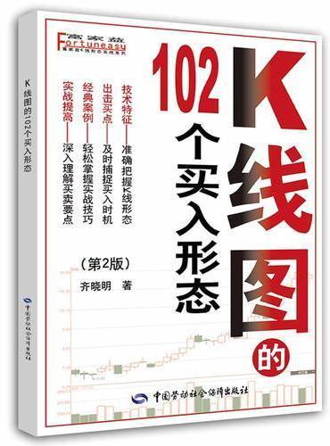 K线图的102个买入形态(第二版)