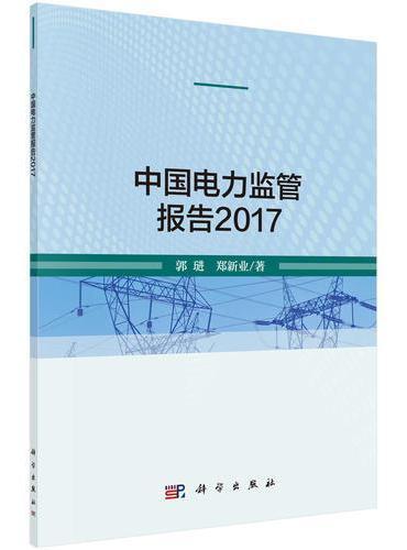 中国电力监管报告2017