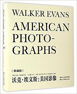 沃克·埃文斯——美国影像(典藏版)(精)