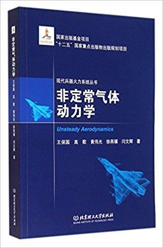 非定常气体动力学 / 现代兵器火力系统丛书
