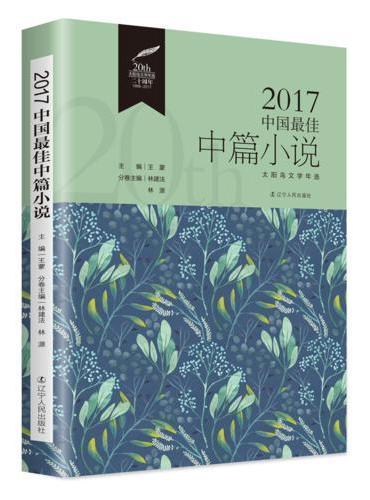 2017中国最佳中篇小说